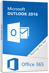 Outlook 2016 training courses