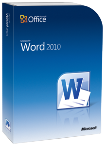 Word 2010 training courses