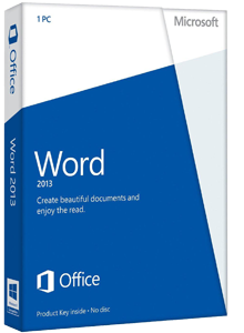 Word 2013 training courses
